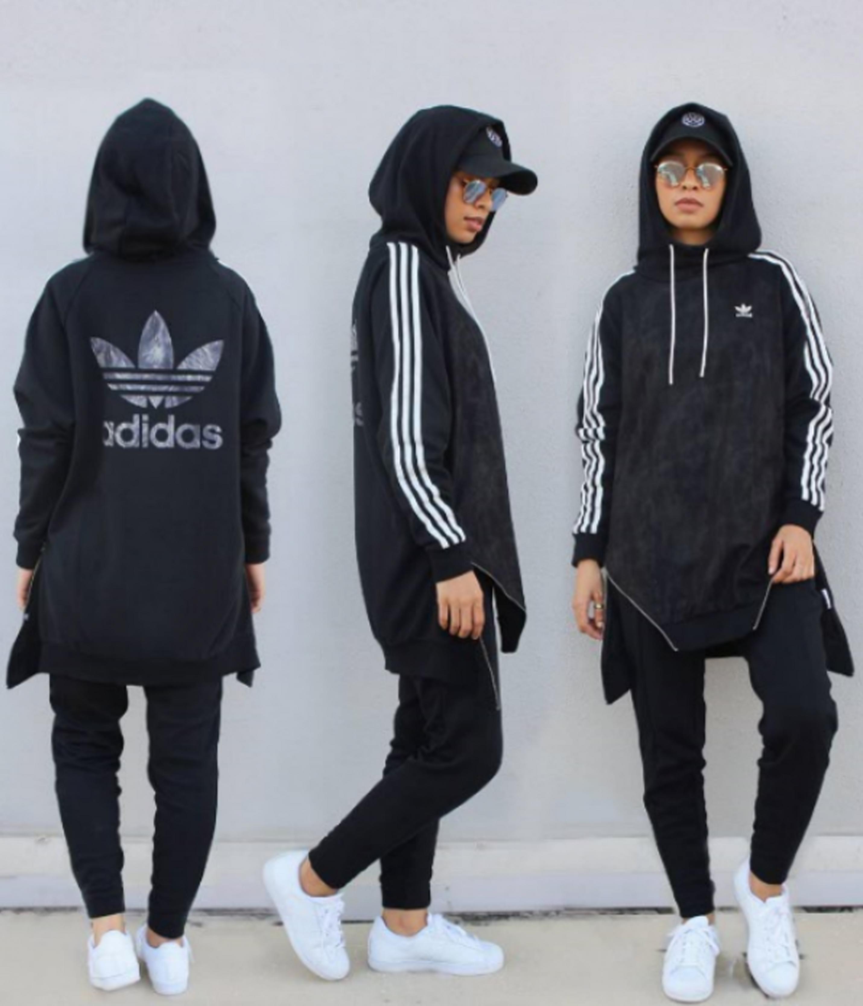 صور ملابس رياضية للمحجبات , ملابس رياضيه مودرن مناسبه للمحجبات