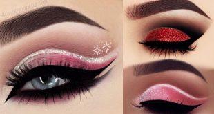 صوره اجمل مكياج عيون , مكياج عيون رائع وجميل