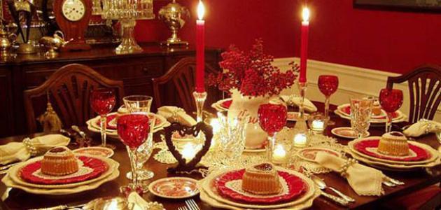 بالصور عشاء رومانسي في البيت , عشاء على ضوء الشموع 4745 3