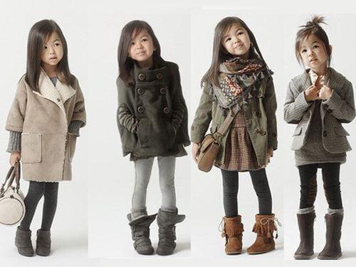 صور ازياء اطفال , تنسيق ملابس اطفال بالصور