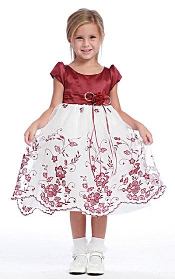 بالصور موديلات فساتين اطفال , اجمل الفساتين المخصصة للاطفال 1210 1