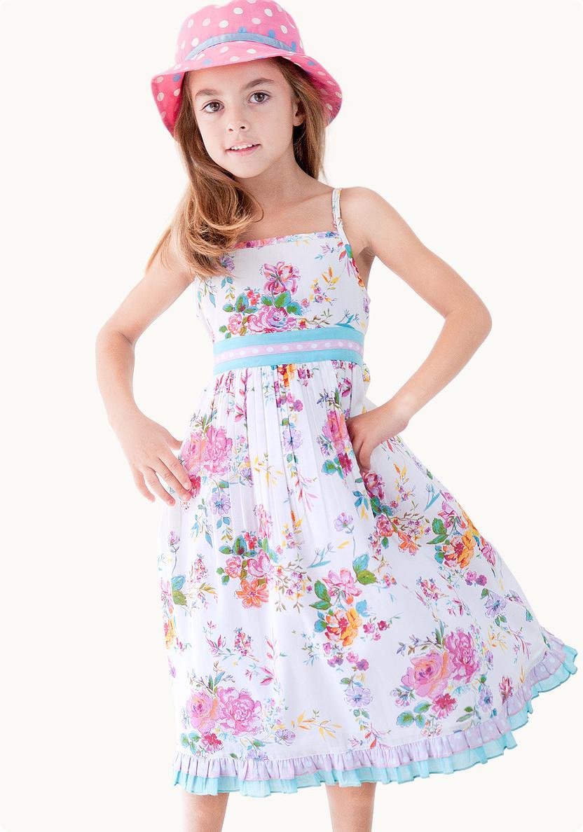 بالصور موديلات فساتين اطفال , اجمل الفساتين المخصصة للاطفال 1210