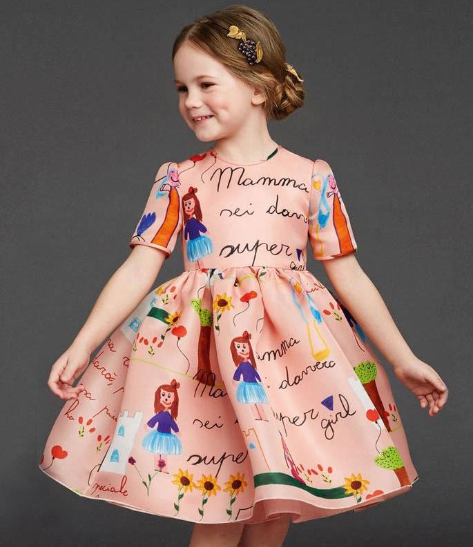 صور موديلات فساتين اطفال , اجمل الفساتين المخصصة للاطفال