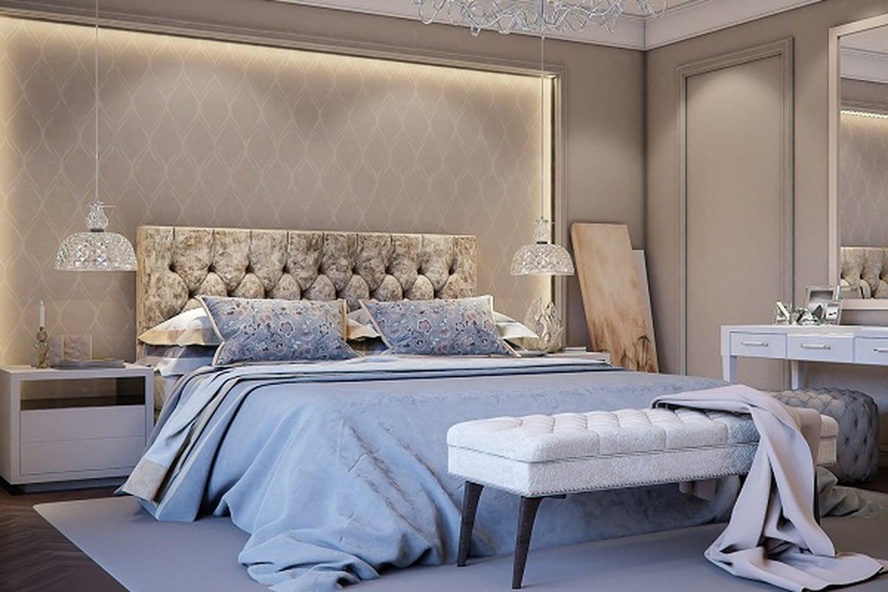 بالصور الوان غرف نوم , موديلات و الوان غرف النوم الحديثة 1245 3