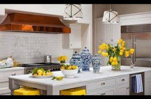 صور تزيين المطبخ , طرق لتزيين المطبخ