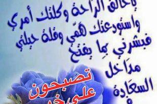 صورة مسجات تصبحون على خير اسلامية , اجمل رسائل تصبح على خير بطريقة اسلامية