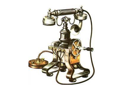 صورة من مخترع الهاتف , العالم الذي اخترع التليفون