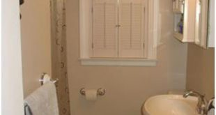 صوره ديكورات حمامات صغيرة جدا وبسيطة , تصميمات بسيطة لحمام صغير