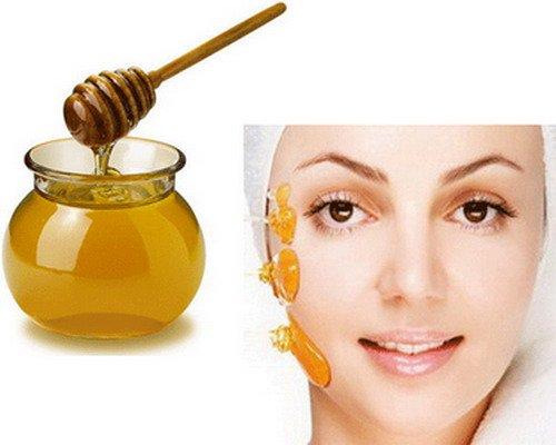 صورة ماسك للوجه بالعسل , ماسك العسل الجميل للوجه
