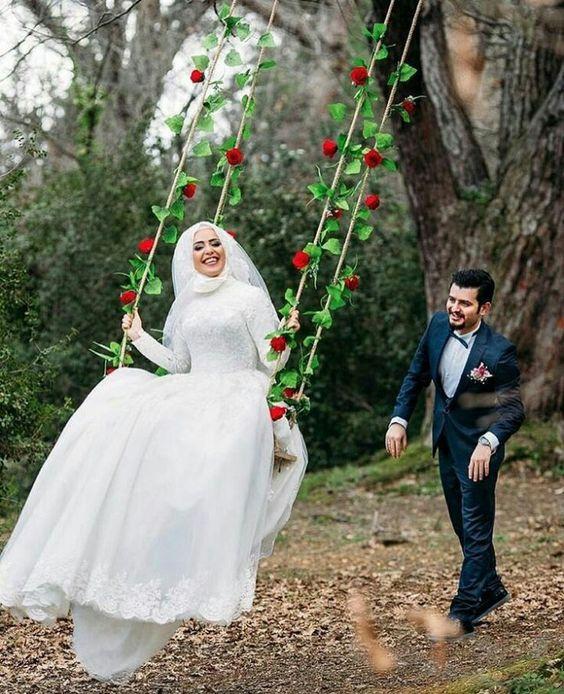 بالصور اجمل الصور للعروسين , افكار جميلة و مختلفة لصور العروسين 1424 1
