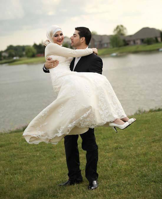 بالصور اجمل الصور للعروسين , افكار جميلة و مختلفة لصور العروسين 1424 5