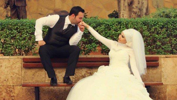 بالصور اجمل الصور للعروسين , افكار جميلة و مختلفة لصور العروسين 1424 7