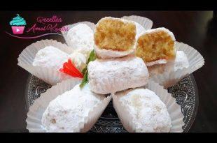 صورة حلويات جزائرية بسيطة بالصور , صور للحلويات الجزائرية البسيطة سريعة التحضير