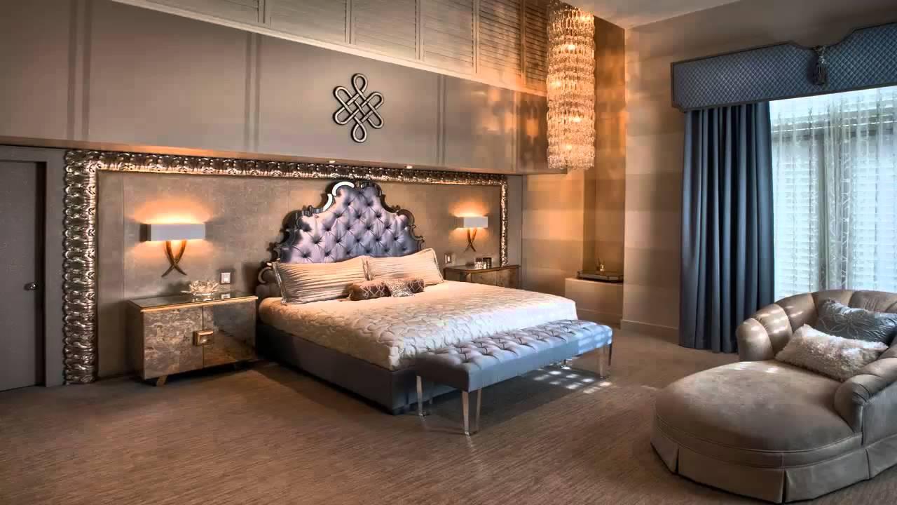 صورة غرف نوم فخمه , اجمل و افخم غرف النوم