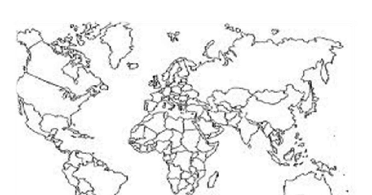 بالصور خريطة العالم صماء , اجمل الصور لخريطة العالم الصماء 1528 1