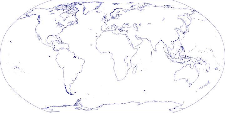 بالصور خريطة العالم صماء , اجمل الصور لخريطة العالم الصماء 1528 3