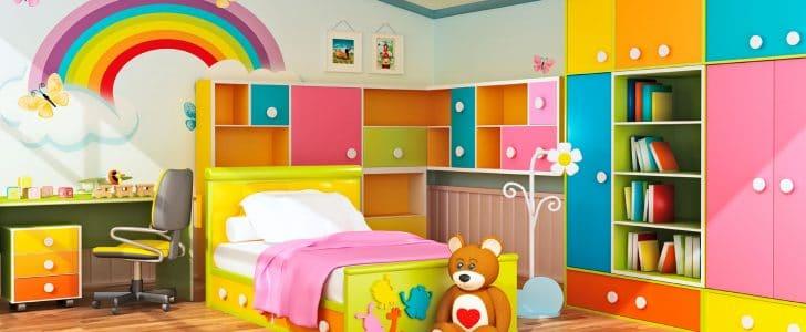 غرف نوم اطفال مودرن تصميمات و ديكورات غرف النوم الحديثة و المودرن
