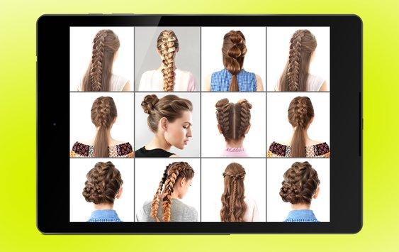 بالصور تسريحات للشعر الطويل بسيطة , الحديث و البسيط في تسريحات الشعر الطويل 1537 9