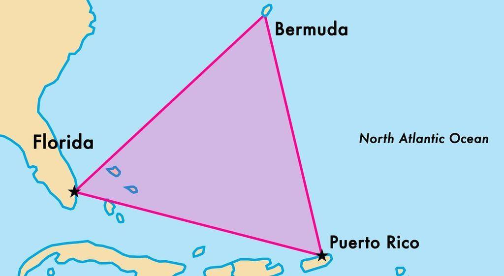 بالصور حقيقة مثلث برمودا , الحقيقة حول لغز مثلث برمودا 1570 6