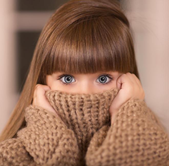 طفلة جميلة , صورة لاجمل طفلة
