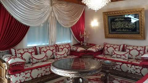 بالصور صالونات مغربية عصرية بالصور , اشيك واجمل صور للصالونات المغربية 230 6