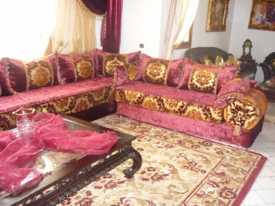 بالصور صالونات مغربية عصرية بالصور , اشيك واجمل صور للصالونات المغربية 230 7