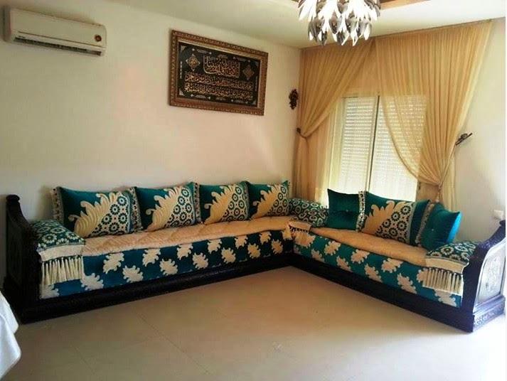 بالصور صالونات مغربية عصرية بالصور , اشيك واجمل صور للصالونات المغربية 230 9