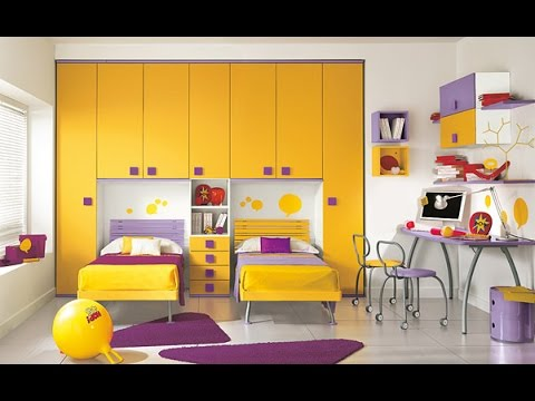 بالصور غرف نوم للاطفال , اشيك غرف نوم للاطفال 241 7
