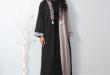 بالصور عباية اماراتية , اشيك لبس للمحبات الاماراتية 252 2 110x75
