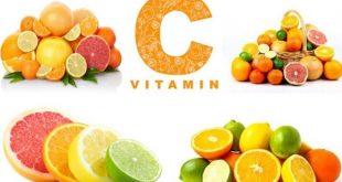 صوره فيتامين سي , فوائد فيتامين سي