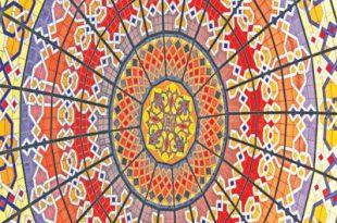 صورة زخارف اسلامية , اجمل الاعمال الاسلامية