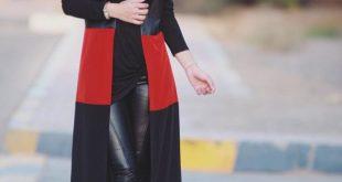 صوره ملابس شتوية للمحجبات تركية , اشيك الملابس التركية الجميلة