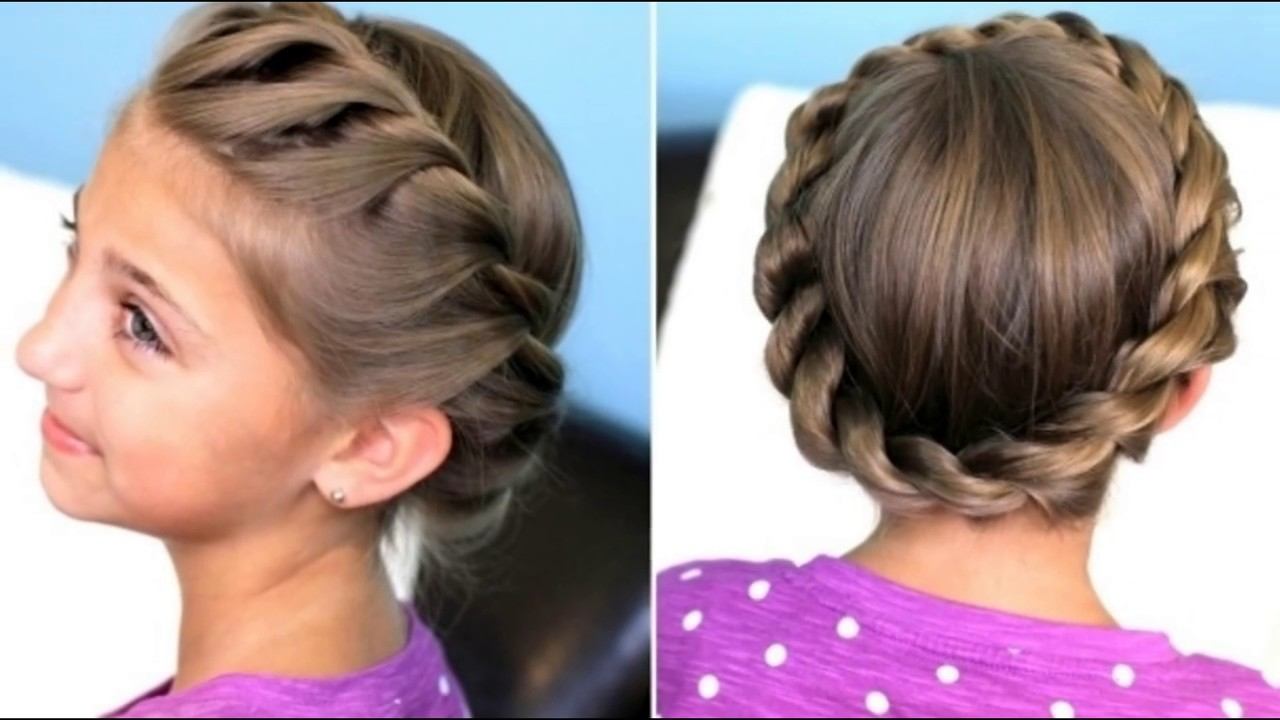 بالصور تسريحات شعر بسيطة , اجمل واشيك تسريحة شعر 288 10