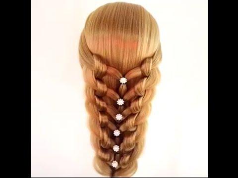 بالصور تسريحات شعر بسيطة , اجمل واشيك تسريحة شعر 288 11