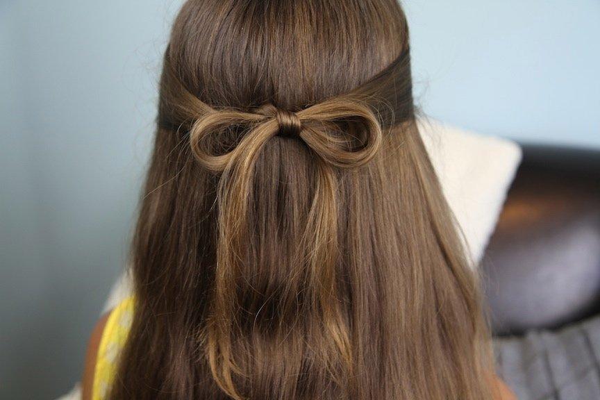 بالصور تسريحات شعر بسيطة , اجمل واشيك تسريحة شعر 288 9