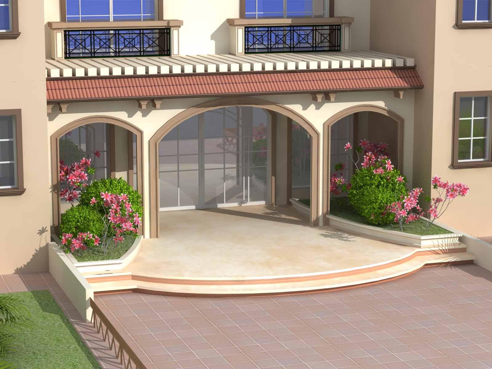 صور منزل فخم , اجمل استايلات المنازل الحديثة