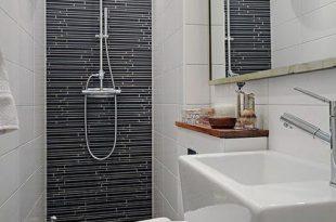 صورة ديكور حمامات صغيرة , اجمل تصميات الحمامات الصغيرة