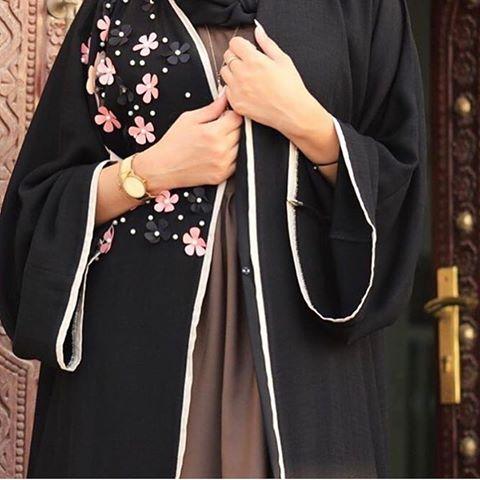 بالصور عبايات كويتية , تالقي باحلى العبايات الان 4814 3