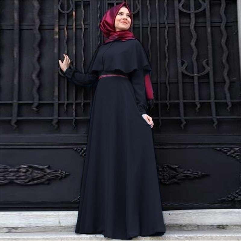 صورة احدث عبايات 2019 , ارتدي الان احدث عبايات عالموضة