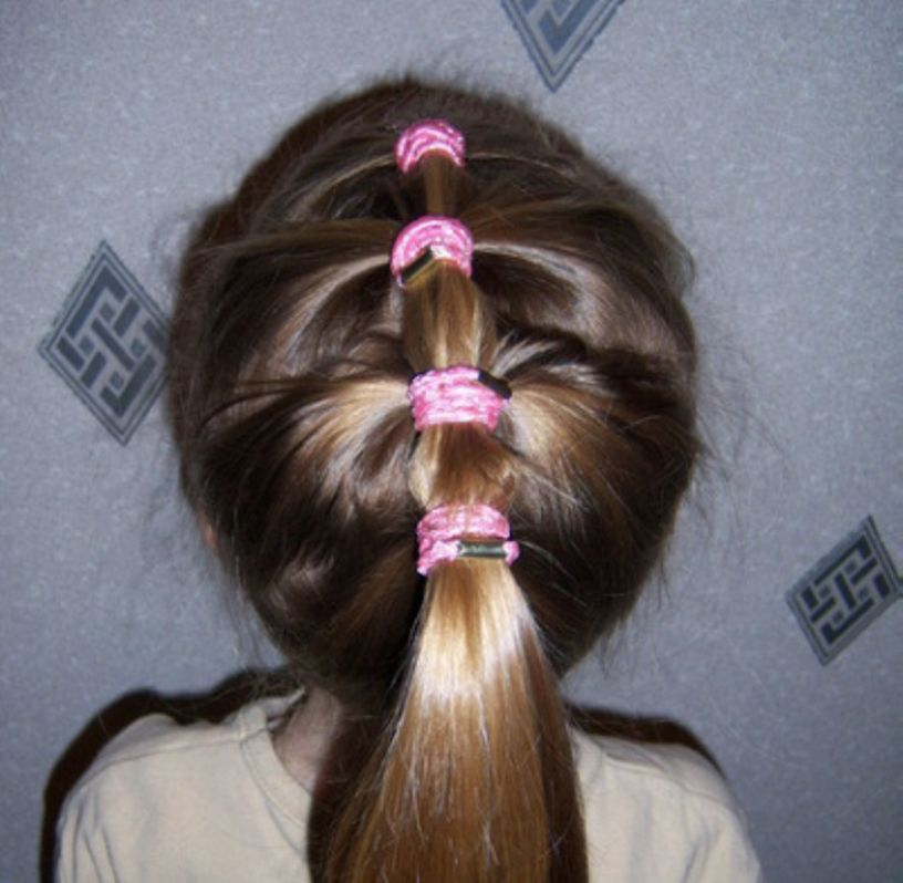 بالصور تسريحات بنات , اجمل تسريحة شعر 489 9