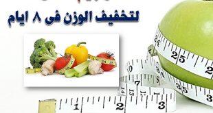 صوره حميه غذائيه للرجيم , افضل طريقة للتخلص من الوزن