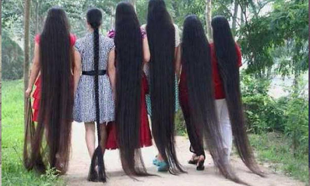بالصور اطول شعر في العالم , لن تشاهد اطول من هذا الشعر 4970 1