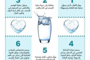 بالصور فوائد الماء , معلومات مهمة عن الماء 4992 3 310x205