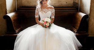 صوره تفسير حلم العروس بالفستان الابيض , حلم الفستان الابيض