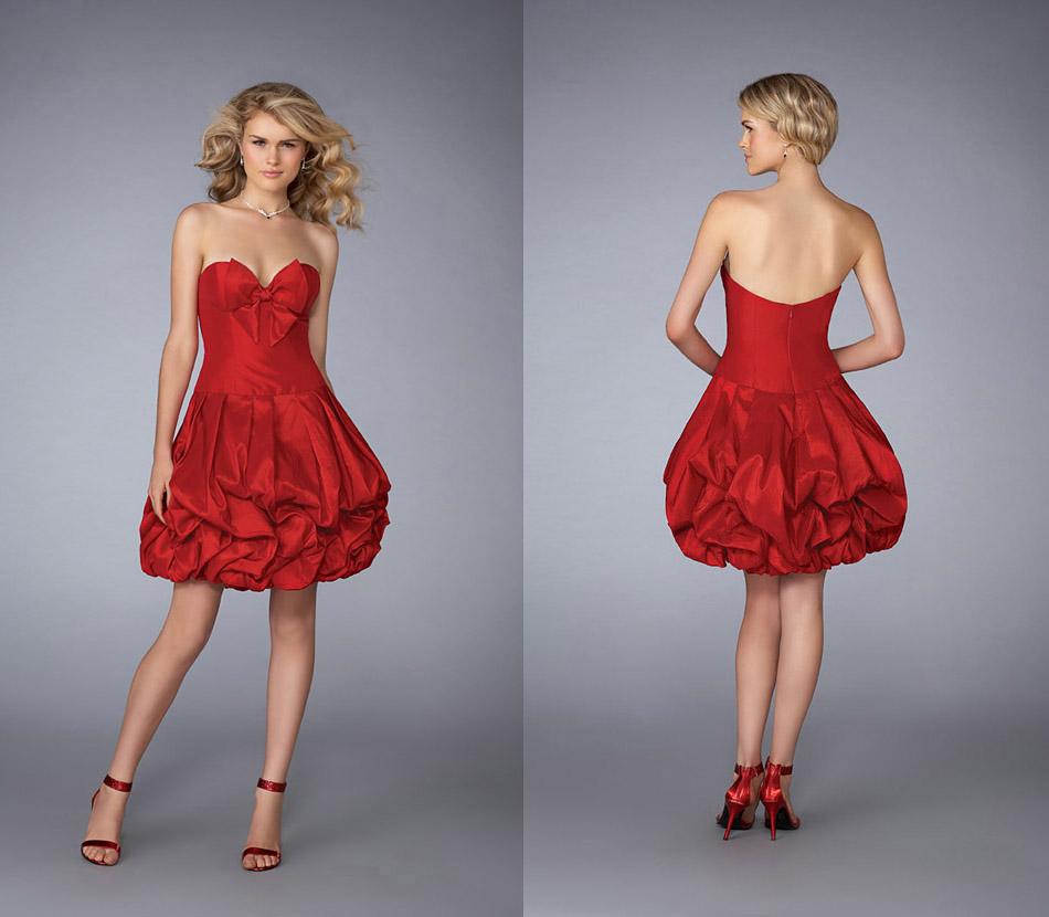 صور فساتين سهرة قصيرة فستان جميل للسهرة بنات كول