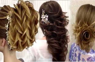 صوره اجمل تسريحات الشعر , تسريحات شعر جميلة