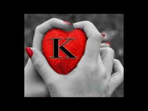 صور حرف K صور جميلة لحرف K بنات كول