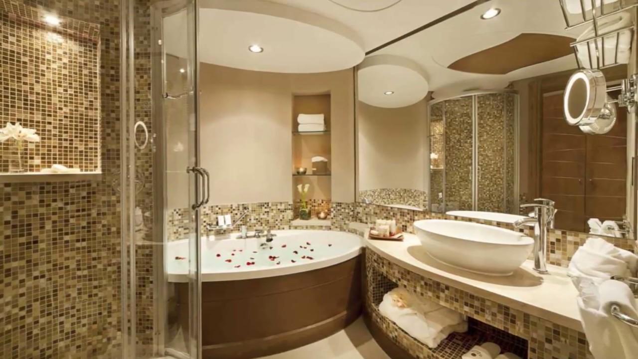 صور ديكورات الحمامات , افكار متعدده لتصميمات وديكورات الحمامات