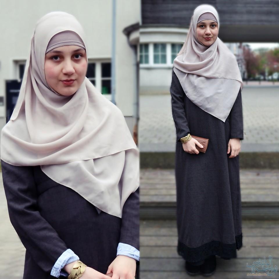 بالصور صور خمار , اروع موديلات الحجابات و الخمارات 3495 5