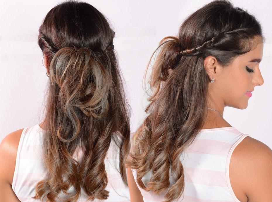 صورة تساريح بنات , زيني شعرك باجمل تسريحات